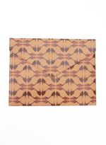 Sarah Chofakian - abstract print clutch bag - women - Leather - One Size