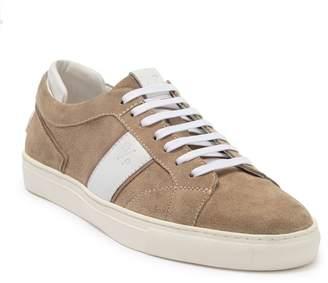 Donald J Pliner Andrew Suede Sneaker