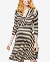 A Pea in the Pod Maternity Striped Dress