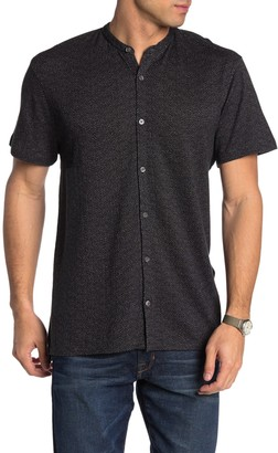 John Varvatos Printed Regular Fit Shirt