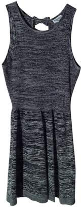 Claudie Pierlot Grey Cotton Dresses