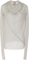 Rick Owens Bonnie Long Sleeve TShirt