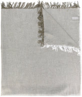 Dondup frayed edge scarf