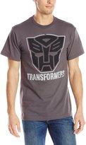 Transformers Men's 80's Vintage Autobots Logo T-Shirt