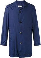 Kiton fitted coat - men - Polyamide - 48