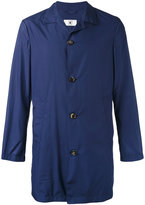 Kiton fitted coat