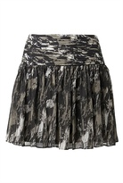 Witchery Patterned Yoryu Skirt