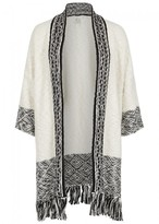 Joie Sidony Textured Cotton Cardigan