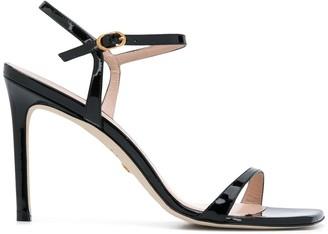 Stuart Weitzman Strappy High Heel Sandals