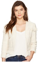 BB Dakota Nikita Fringe Jacket Women's Coat