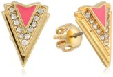"""Juicy Couture Deco'd Out"""" Spike Stud Earrings"""