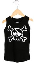 Nununu Boys' Graphic Scoop Neck Tank w/ Tags