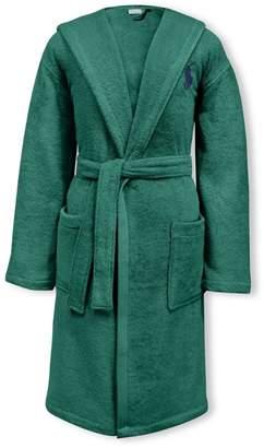Ralph Lauren Player Bath Robe (Small)