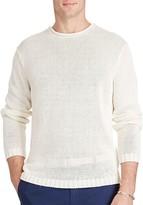 Polo Ralph Lauren Linen Roll Neck Sweater