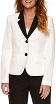 Le Suit Long Sleeve 2 Button Pant Suit