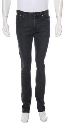 Christian Dior 2018 Skinny 17.5 CM Jeans