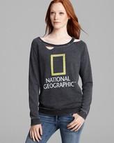 Chaser Sweatshirt - Nat Geo Fleece Deconstructed