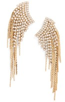 Tasha Women's Fringe Duster Earrings