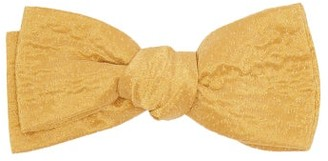 Comme Les Loups - San Diego Bow Tie - Mens - Yellow