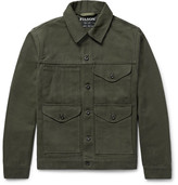 Filson Cruiser Cotton-Canvas Jacket