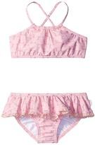Seafolly Swan Lake Tankini Girl's Swimwear