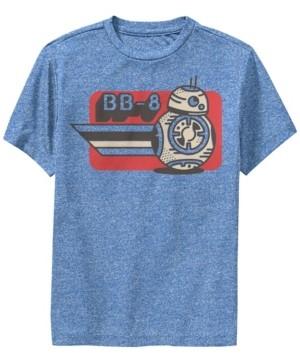 Star Wars Big Boys Episode 9 Bb-8 Card Short Sleeve T-Shirt