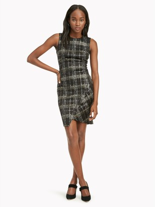 Tommy Hilfiger Essential Sleeveless Plaid Dress