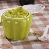 FSHFK reative kithen supplies/erami ondiment bottle Kit/ Spie box of salt/ruet Spie jar