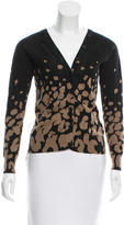 McQ by Alexander McQueen Printed Button-Up Cardigan