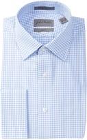 John W. Nordstrom Trim Fit Gingham Dress Shirt