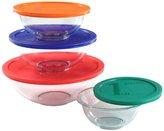 Pyrex Smart Essentials Mixing Bowl Set - 8 pc
