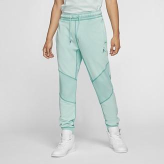 Nike Men's Washed Fleece Pants Jordan Wings