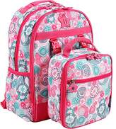 J World New York Duet Kids Backpack With Lunch Bag Kid's Backpack