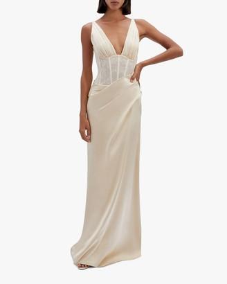 Jonathan Simkhai Maeve Wrap Dress