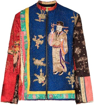 By Walid 19th Century embroidered jacket