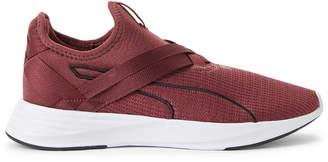 Puma Vineyard Wine & Black Radiate XT Slip-On Sneakers