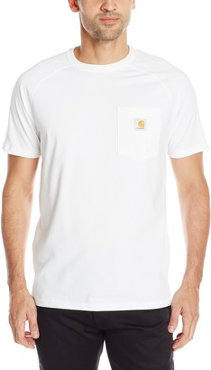 Carhartt .100410.100.S008 Force Cotton Short Sleeve T-Shirt XX-Large