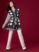Diane von Furstenberg Printed Shirt Dress