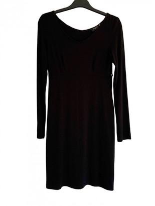 agnès b. Black Cotton - elasthane Dress for Women