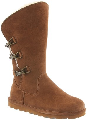BearPaw Jenna Suede Tall Boot