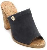 Tommy Hilfiger Final Sale-Cork Heel Slide