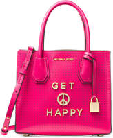 MICHAEL Michael Kors Mercer Get Happy Medium Crossbody