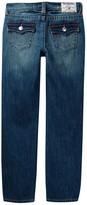 True Religion Straight Leg Jean (Big Boys)