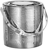 Marquis by Waterford Barware, Vintage Stainless Steel Ice Bucket with Tongs