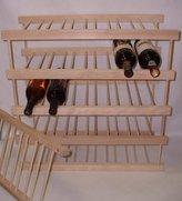 Woodform Stacking Wine Rack