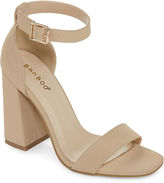 Bamboo Soul Ankle-Strap Pumps