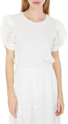 Generation Love Coco Embroidered Combo Top