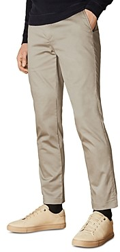 Ted Baker Mmt Smile Smart Satin Slim Fit Chinos
