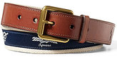 Polo Ralph Lauren Nautical-Overlay Webbed Belt