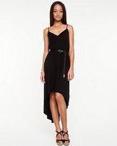 Le Château Jersey Knit High-Low Dress